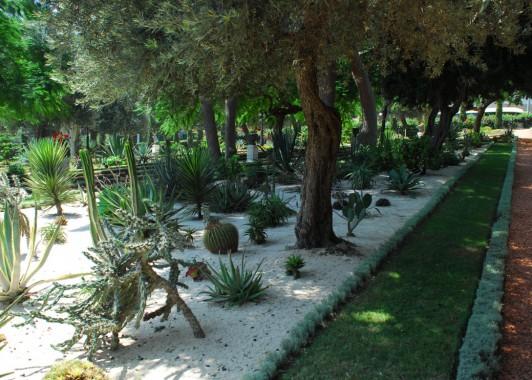 Сады бахаи в Хайфе – одно из чудес современного мира (4)