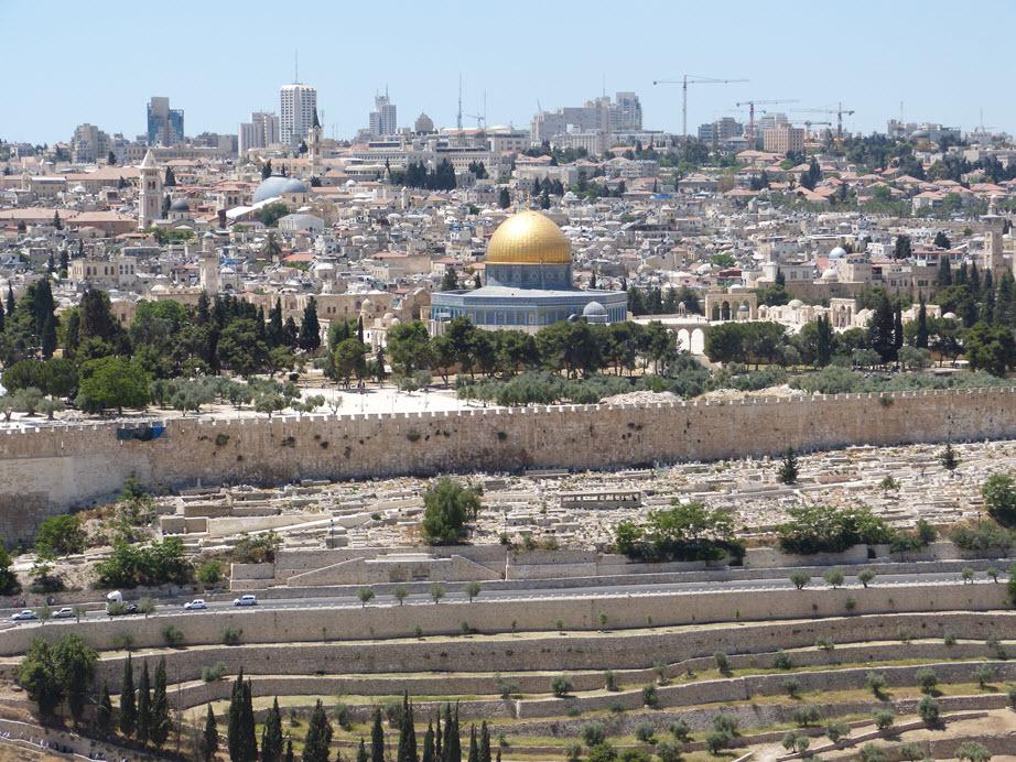 1 место – Иерусалим!