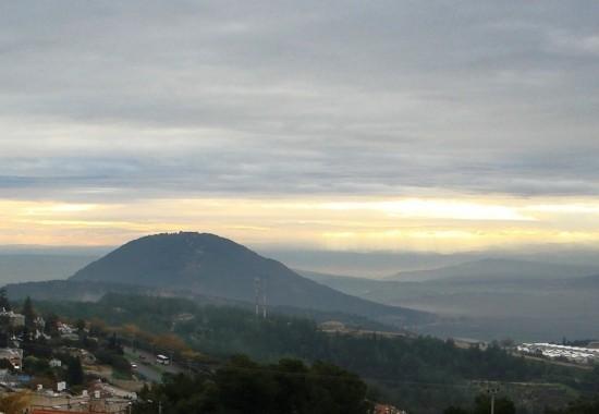 Гора Фавор.