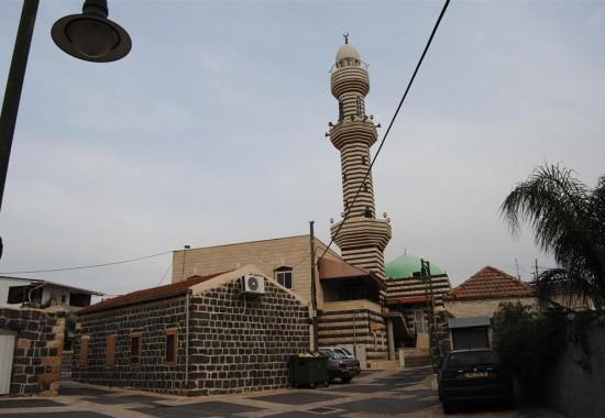 Мечеть в деревне черкесов