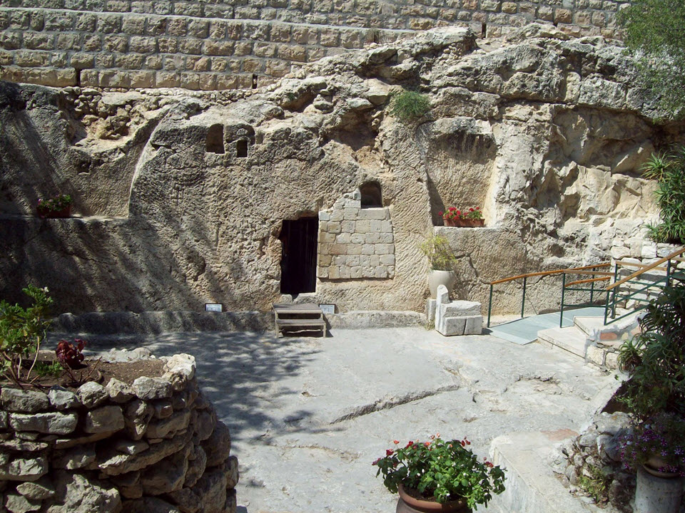 Протестатская могила Христа