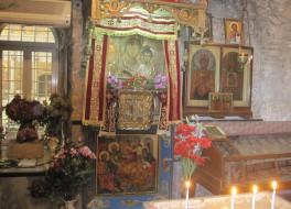 Греческая православная церковь в Храме Гроба