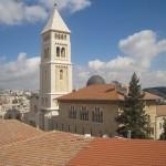 Лютеранская протестантская церковь в Иерусалиме