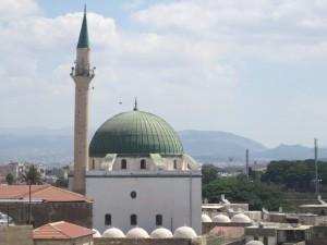 Мечеть Эль-Джазар