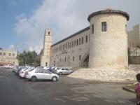 Цфат. Городская цитадель турецких времен
