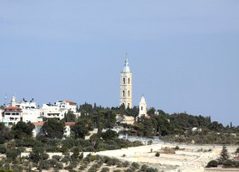 Церковь Вознесения на Елеонской горе