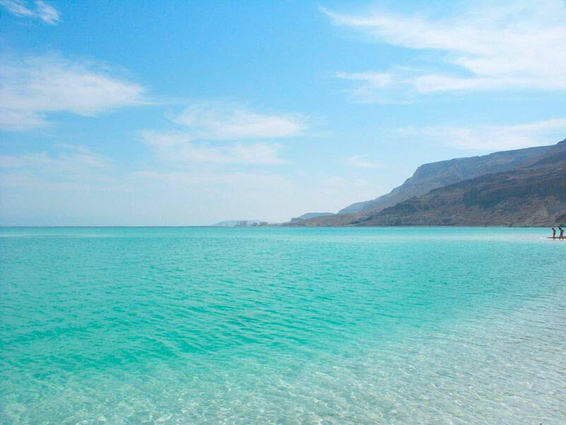 2 место – Мертвое море!