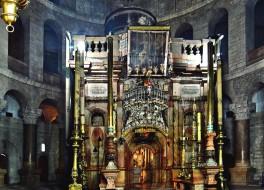 Кувуклия – гробница Христа
