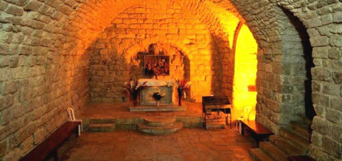 Церковь-синагога в Назарете