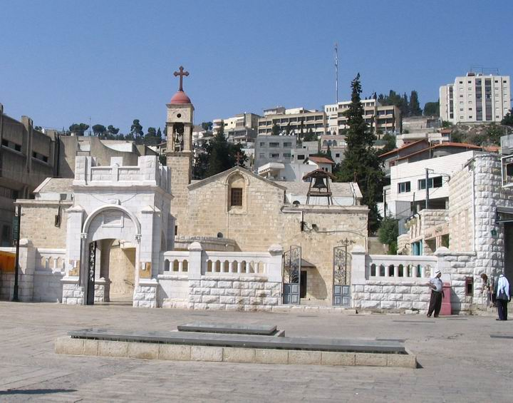 Православный квартал Назарета