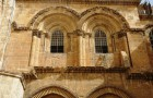 Недвижимая лестница – символ статус-кво в храме Гроба Господня