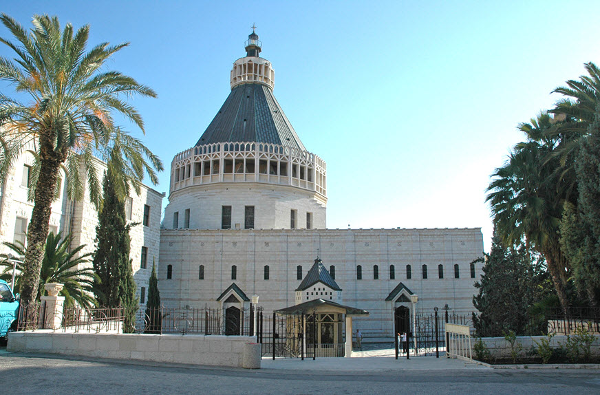 basilica-of-the-annunciation