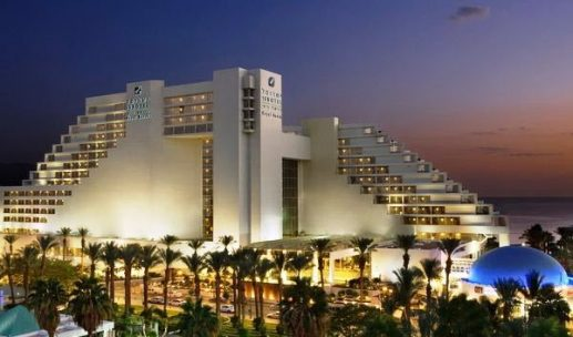 royal-beach-hotel-eilat-front