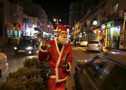 Вифлеемский Санта – Клаус.