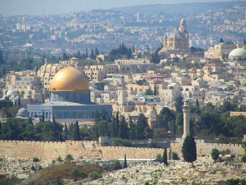 Мечеть Аль Акса  и мечеть Скалы
