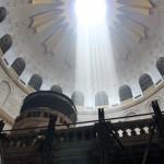 Кувуклия в храме Гроба