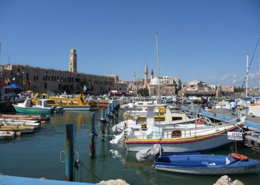 Акко – турецкий порт
