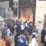 В Александровском подворье в Иерусалиме
