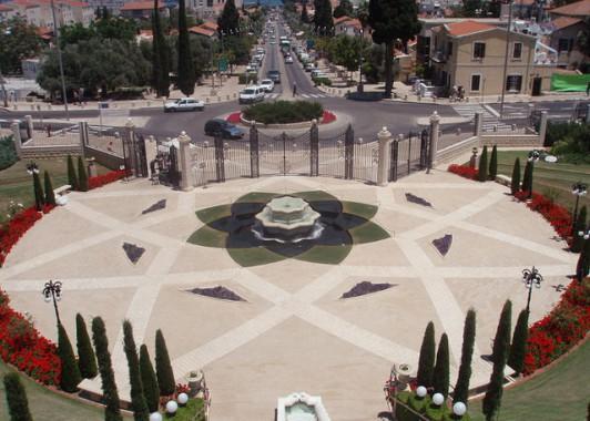 Сады бахаи в Хайфе – одно из чудес современного мира (5)
