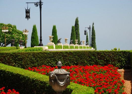 Сады бахаи в Хайфе – одно из чудес современного мира (2)