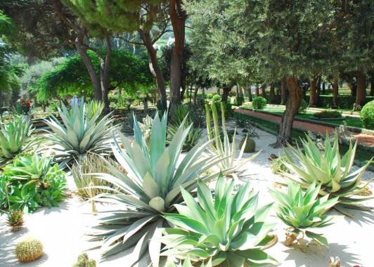 Сады бахаи в Хайфе – одно из чудес современного мира (3)