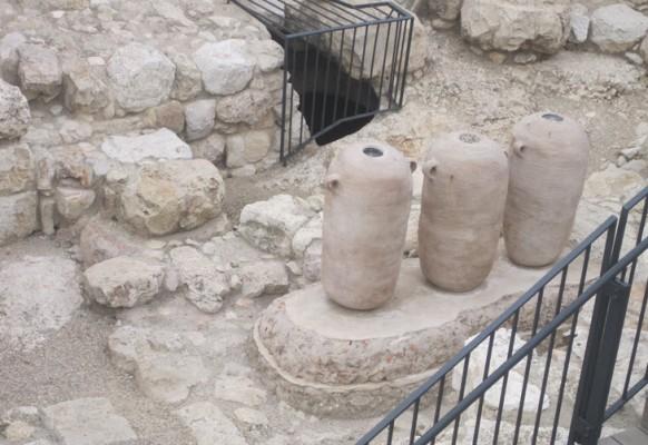 Раскопки у Южной стены