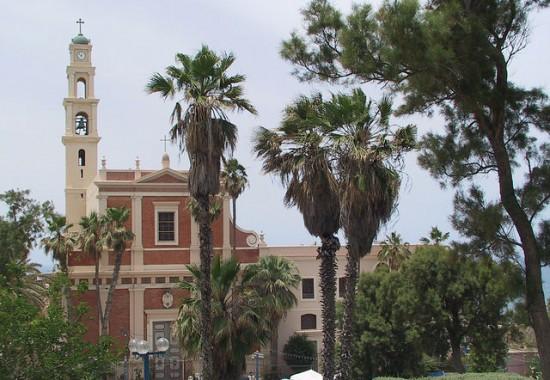 Католическая церковь Св. Петра в Яффо