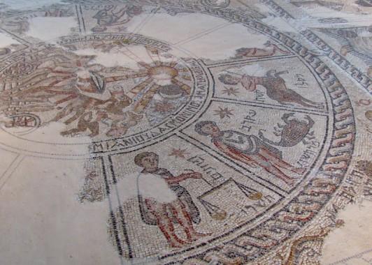 Синагога талмудического периода в Ципори (2)