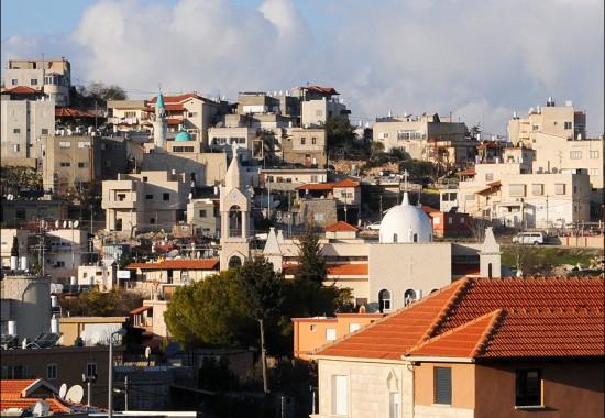 Деревня Гуш Халав на севере Израиля.