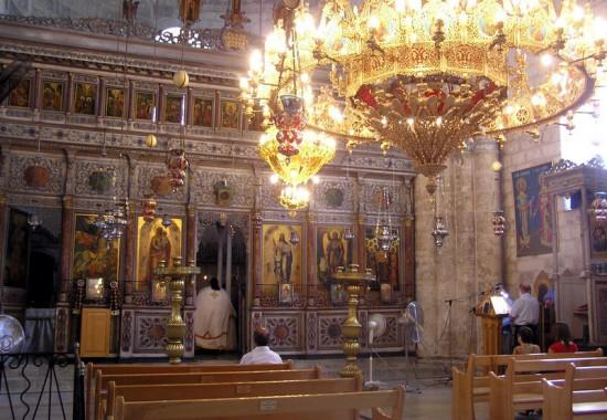 Церковь Св. Георгия в Лоде.