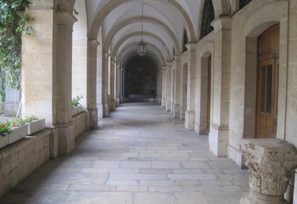 Францисканская кустодия в Иерусалиме