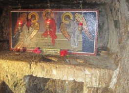 Темница Христа. Старый город. Иерусалим