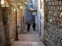 Еврейский квартал Цфата