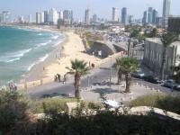 Панорама Тель-Авива с Яффского холма