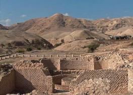 Гора Искушения в Иерихоне