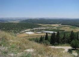 Долина Эла – место поединка Давида и Голиафа