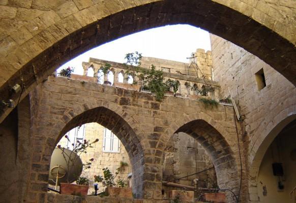 Старый город в Назарете