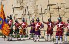 Обновленные рыцарские залы в Акко