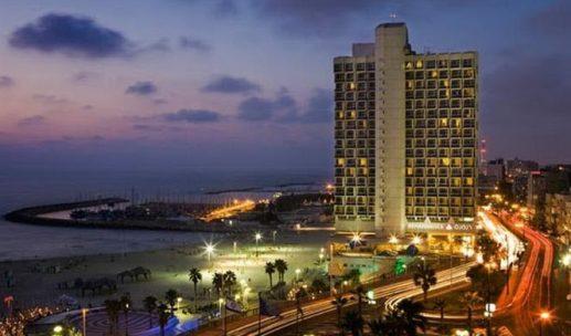 renaissance-hotel-tel-aviv-front